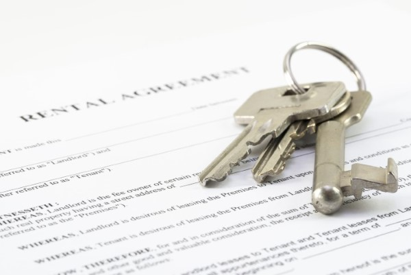 home rental agreement