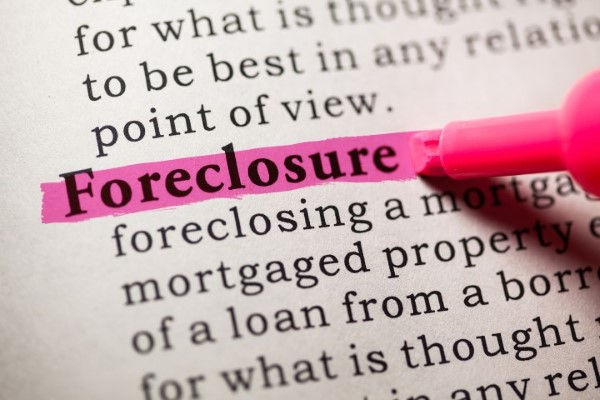 foreclosure terminology