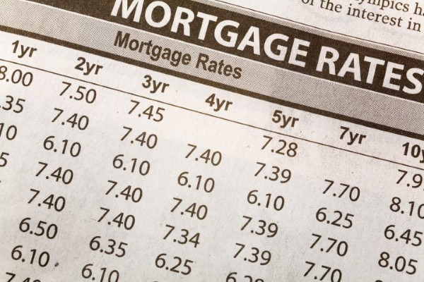 mortgage rates for home buyers