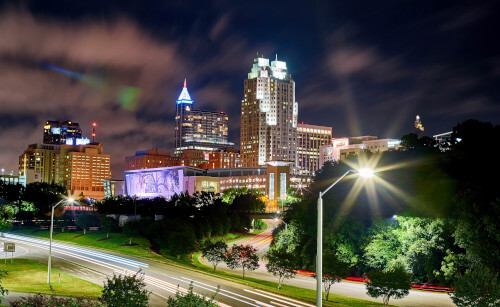 Raleigh, NC - Top Ten Affordable Places