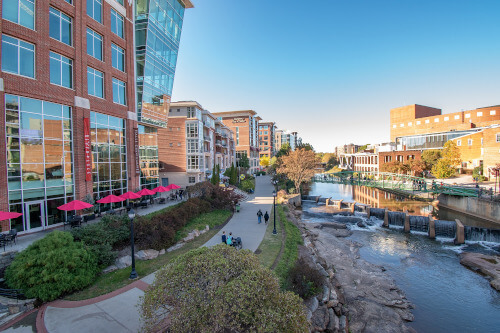 Greenville, SC - Top Ten Affordable Places